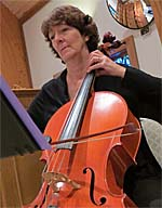 Kathy Dennis Cello