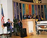 Musicians and Choir at SJCC